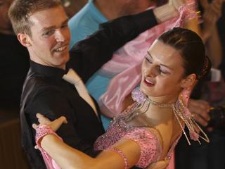 Tanzsporttraining